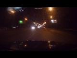 Замес на улице Ватутина 17 марта 2014. Запись с регистратора виновника на Subaru Forester
