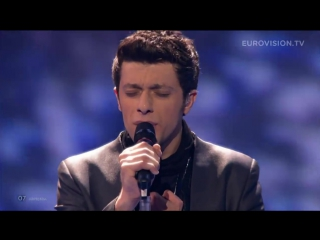 Aram MP3 - Not Alone (Armenia) LIVE Eurovision Song Contest 2014 Grand Final Евровидение 2014 Финал Армения