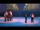 Афроамериканская чечетка против Ирландского танца ))