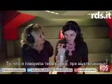 Лаура Паузини на радио RDS (21-01-2016) (sub)