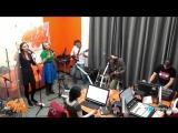 Группа Абвиотура. Живые. Своё Радио. (05.03.2015)