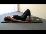 5 простых упражнений для мышц диафрагмы таза