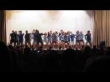 танец вожатых под песню