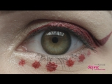 Бьюти-эффект линз 1-DAY ACUVUE DEFINE на зеленых глазах