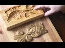 Видео-урок 1. Формования печатного пряника с помощью пряничной доски