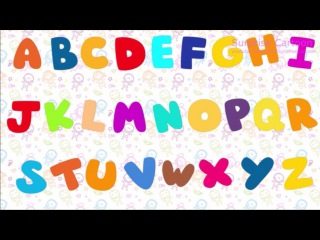 ABC SONG | ABC Songs for Children -  Английский Алфавит для детей