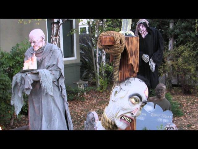 Как отмечают хэллоуин в Америке . Показываю хэллоуин в США