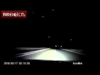 Метеорит над Великобританией © ВИДЕОЖЕСТЬ