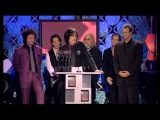 Jakob Dylan inducts Tom Petty &amp The Heartbreakers - 2002