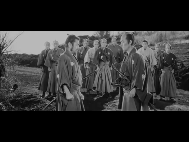 Sanjuro Don't Give a Fuck