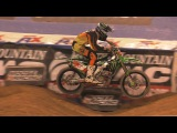 FAST LAP Gavin Faith - Friday Qualifying Baltimore - AMSOIL Arenacross