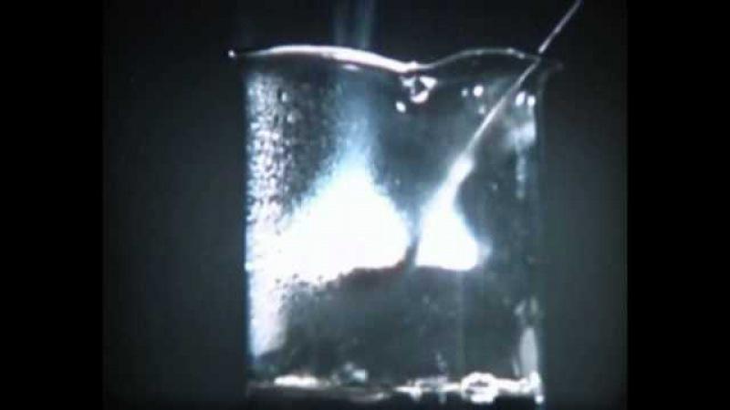 Химия. Научфильм (1). Вода.