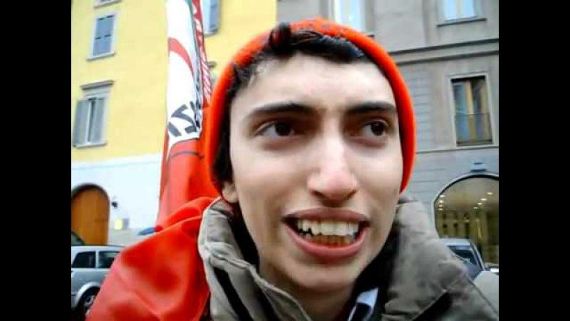 Italiana Antifa: Orgoglio e Movimenti Di Viso