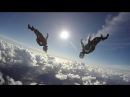 Skydiving in slow motion with Jokke Sommer GoPro Hero 4
