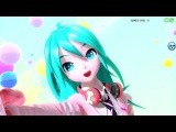 [60fps Full風] kipple industry inc. キップル・インダストリー -Hatsune Miku 初音ミク DIVA Arcade English lyrics Romaji