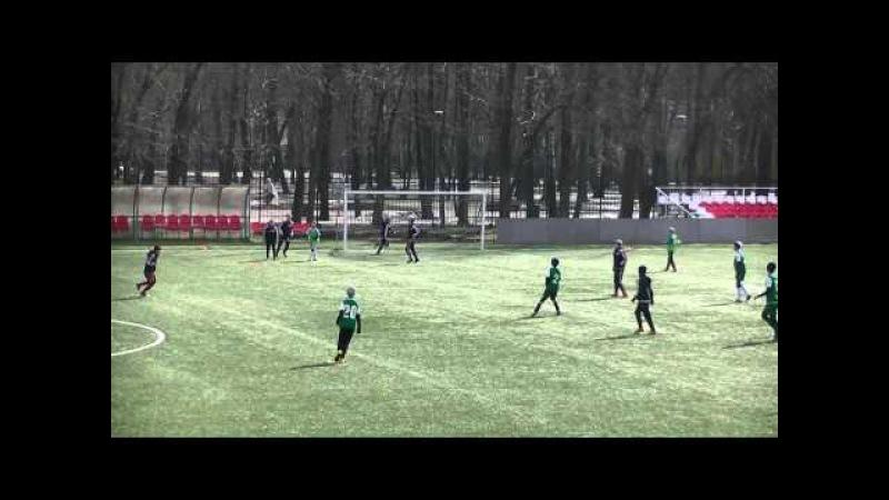 Локомотив 2(2005) - Сокол (2-й состав 1-й тайм)