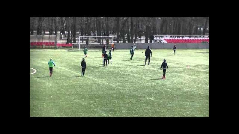 Локомотив 2(2005) - Сокол (2-й состав 2-й тайм)