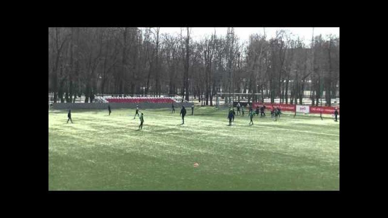 Локомотив 2(2005) - Сокол (1-й состав 2-й тайм)