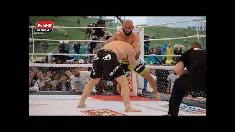 Адам Яндиев vs. Валдас Поцевичус, M-1 Challenge 58, Ингушетия, Таргим | Полный бой
