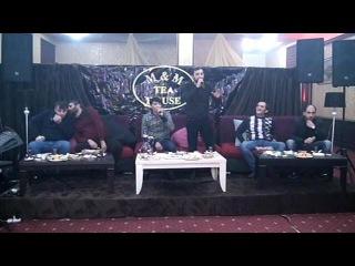Tapır hərdən bir dənə 2015 (Rəşad, Pərviz, Rüfət, Vüqar, Balaəli, Orxan) Meyxana Fetelinin ad gunu