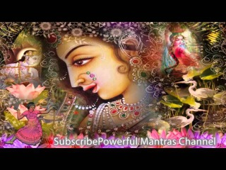 Beautiful Durga mantra! Remove Obstacles and Enemies! - ॐ - Powerful Mantras & Meditation Music
