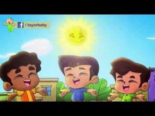 Солнышко (нашид для детей 16)