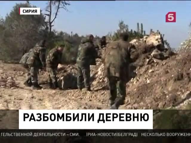 Армия Сирии готовится к штурму Пальмиры