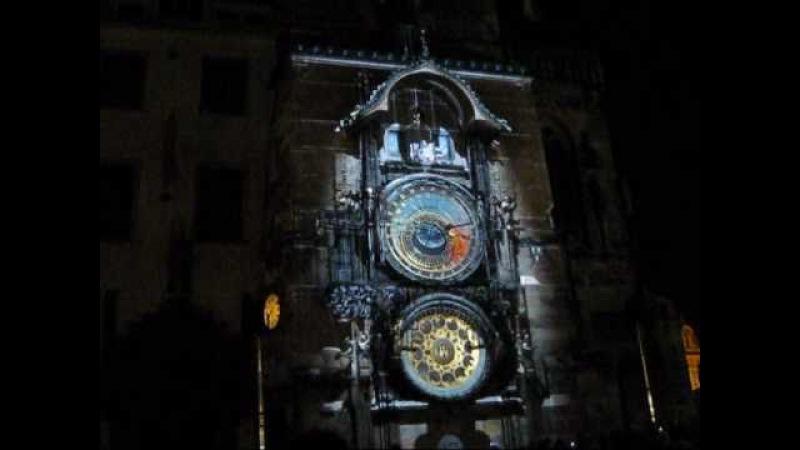 Prague Astronomical Clock 600th Anniversary Show