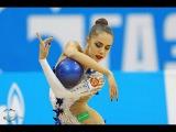 Маргарита Мамун - мяч//Гран-При Москва 2016