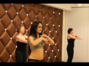 Танец живота. Видео урок №3 для начинающих с нуля . (Мира Зауйа)