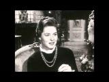 Ingrid Bergman - Interview (1960)