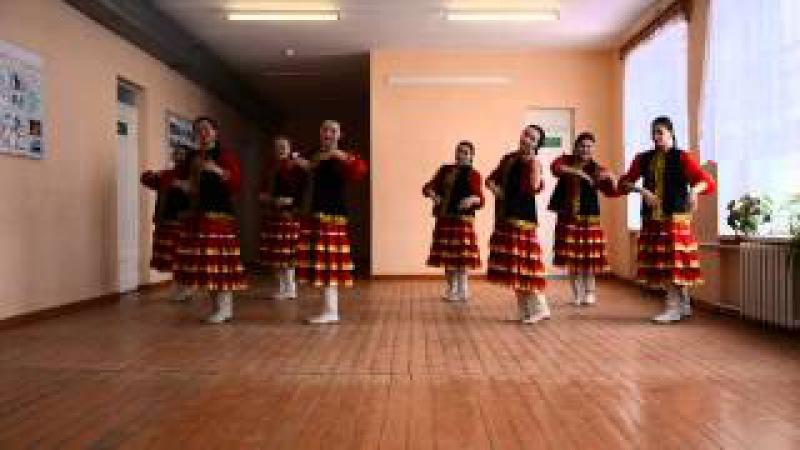 Танец Шаян кыззар (Шалуньи)