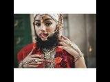 Харнаам Каур(Harnaam Kaur)- бородатая женщина из Беркшира(bearded woman)