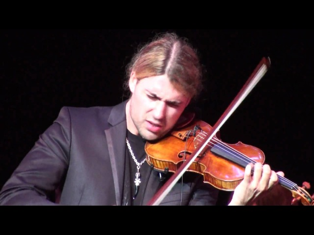 David Garrett - Rock Prelude - Ft. Lauderdale 08.Oct 2009