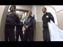 Инвалид отказался сдать нож в здании суда Приставы вызвали милицию