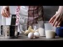 Сake with tangerines| Кекс с мандаринами