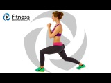 Fat Burning HIIT Workout - At Home HIIT Cardio with Warm Up