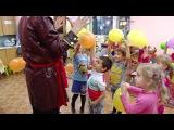 День Рождения с Пиратом и Клоуном!