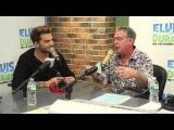 Adam Lambert Interview Talks