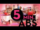 5 Minute Flat Abs!