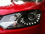 Test: Dectane DayLine VW Polo 6R Originale Xenon Optik Scheinwerfer