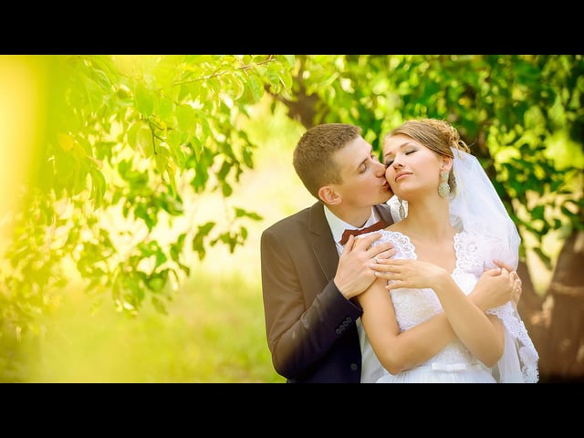 Свадебный клип. Денис и Юля.