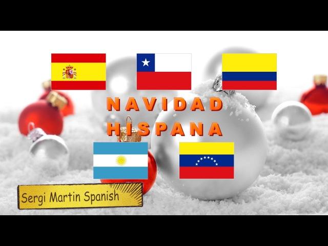 Navidad en diferentes países España y Latinoamérica Versión completa smart