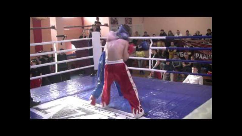 Майзеров Максим Золотой тигр - Ипатов Егор Контакт 2р. полуфинал