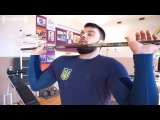 Weightlifting clean&ampjerk warm up  Особенности разминки в толчке  A.TOROKHTIY