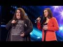 Opera duo Charlotte Jonathan Britain's Got Talent 2012 audition UK version