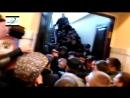 Боевики партии «Свободы» прорвались в киевскую мэрию через окна женского туалета и избили охрану и милицию