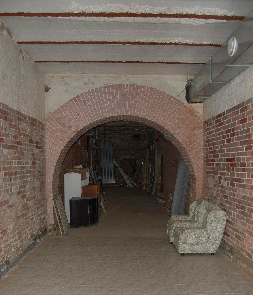 Подземелья на улице Пермская