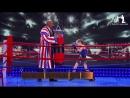 Эвника Садвакасова - самая быстрая девочка-боксер