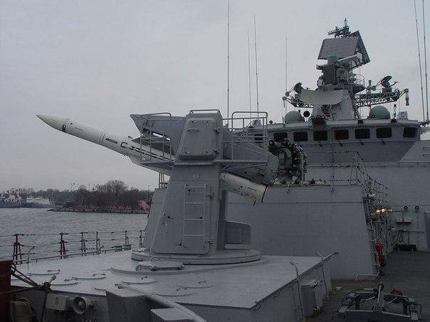 Штиль-1, зенитный ракетный комплекс
